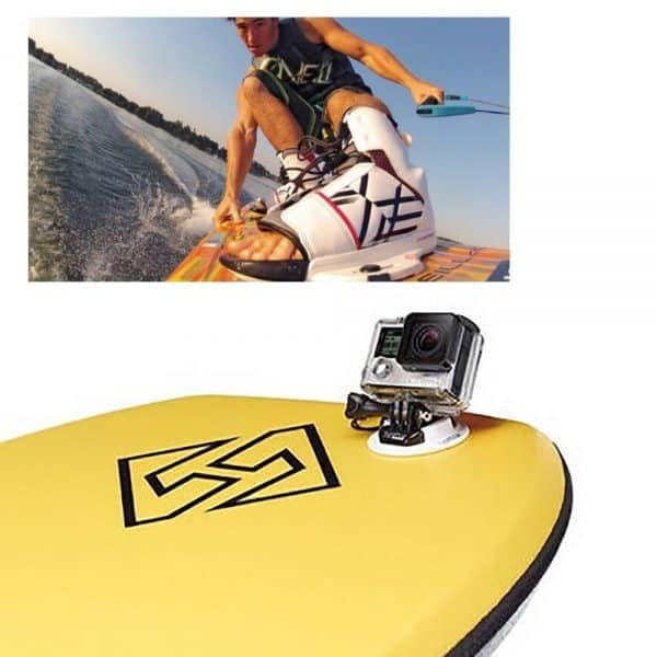 SUP / Surf Halterung Surfboard Mounts für Actionkamera, FCS Plug