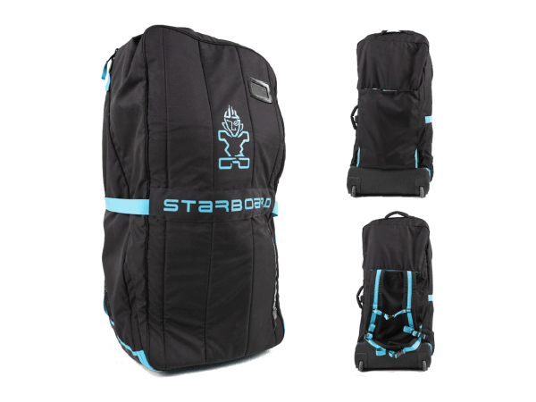 Starboard 10'8 X 33 X 5.5 iGO ZEN inkl. 3-pcs ABSFieberglas Paddel size M